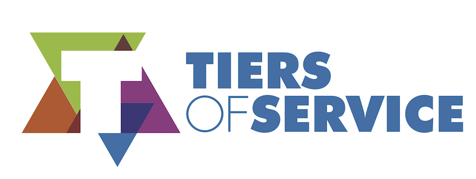 Tiers of Service logo